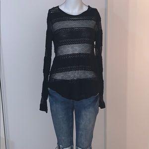 Rachel Roy lace top